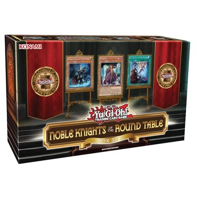 YGO The Noble Nights of the Round Table