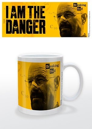 breaking bad i am the danger mok